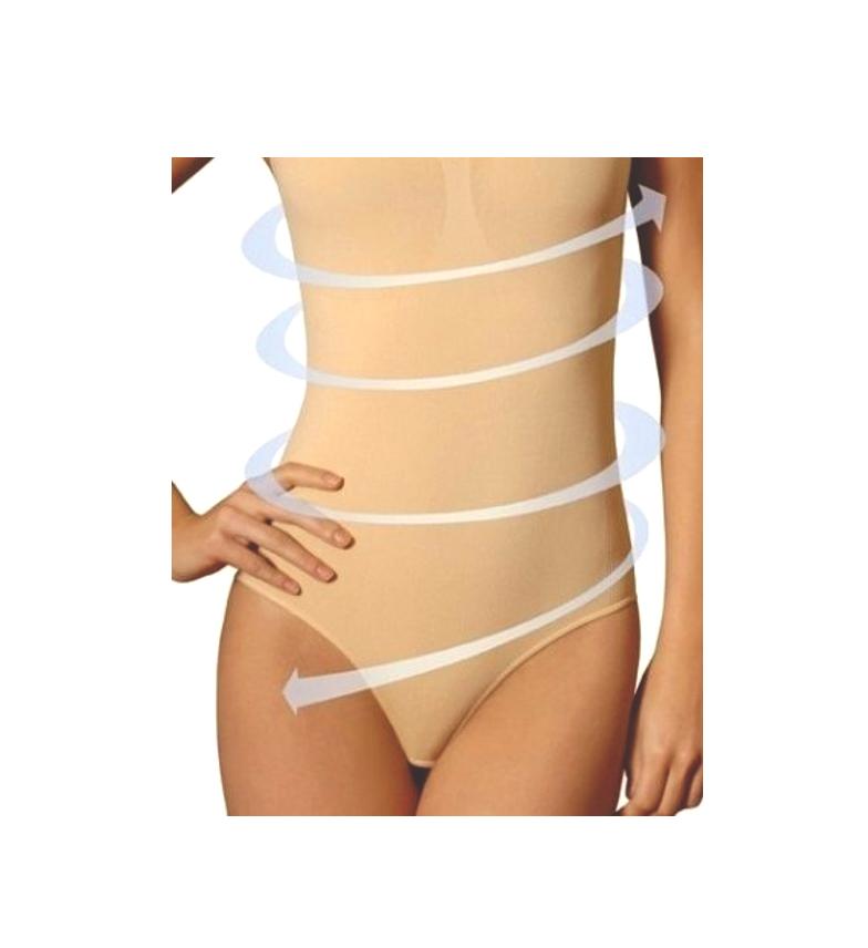 12f60c7deda NBB Lingerie Women s Seamless Slimming Bodysuit Body Shaper with ...